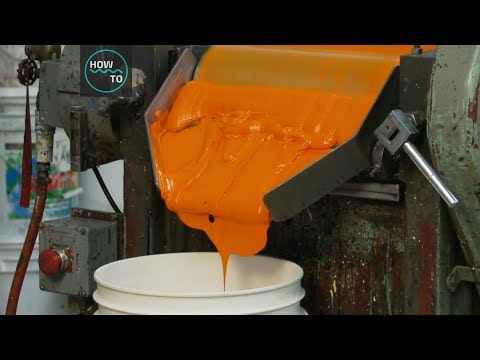 How To Make Printing Ink   How To