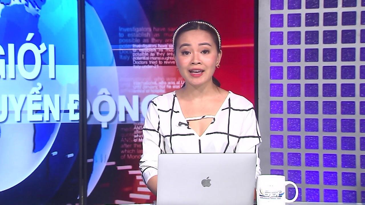 Tin Tức với Hồng Tứ & Đoàn Trọng | 19/03/2020 | SETTV www.setchannel.tv