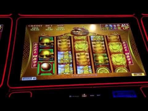 Table Mountain casino slot play