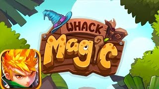 Whack Magic 2: Swipe Tap Smash-By  Gamer Heat - Casual - IOS/Android