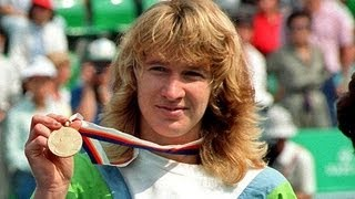 WTA 40 LOVE Story presented by Xerox | Episode 5: 1988 - Steffi Graf Golden Slam