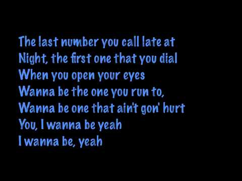 Chris Brown - I Wanna Be (Lyrics)