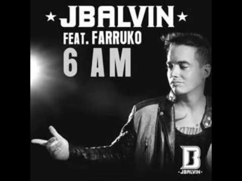 J Balvin - 6 am ft. Farruko (DJ Louie Rich extended rmx)