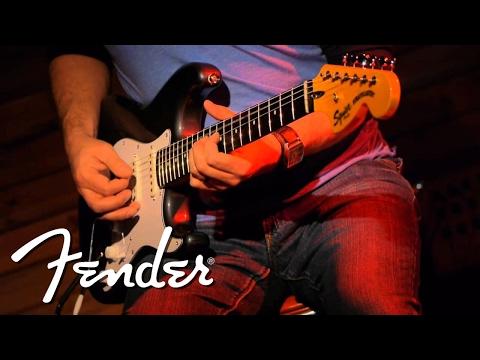 Squier Vintage Modified Strat HSS Demo | Fender