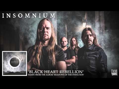 INSOMNIUM - Black Heart Rebellion (Album Track)