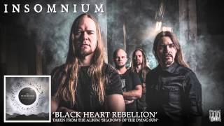 Watch Insomnium Black Heart Rebellion video