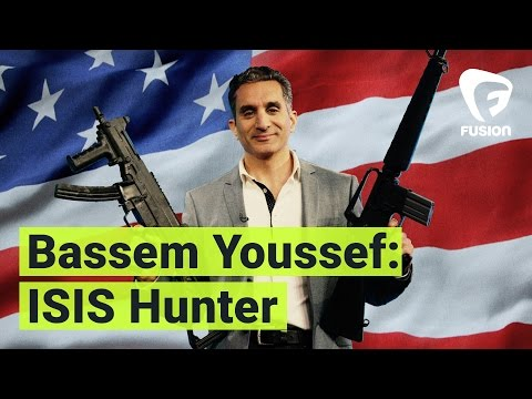 Bassem Youssef: ISIS Hunter • The Terror Within • Democracy Handbook Election Edition