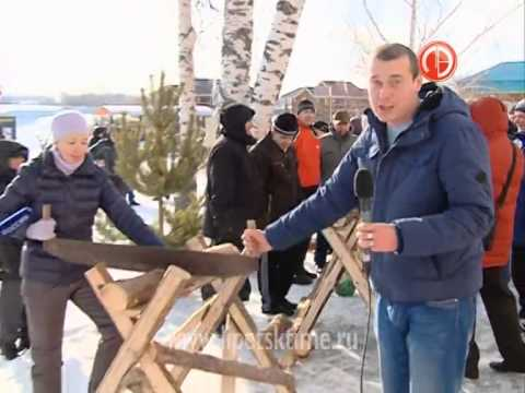 Жители села Никольское выбрали спорт и движен...