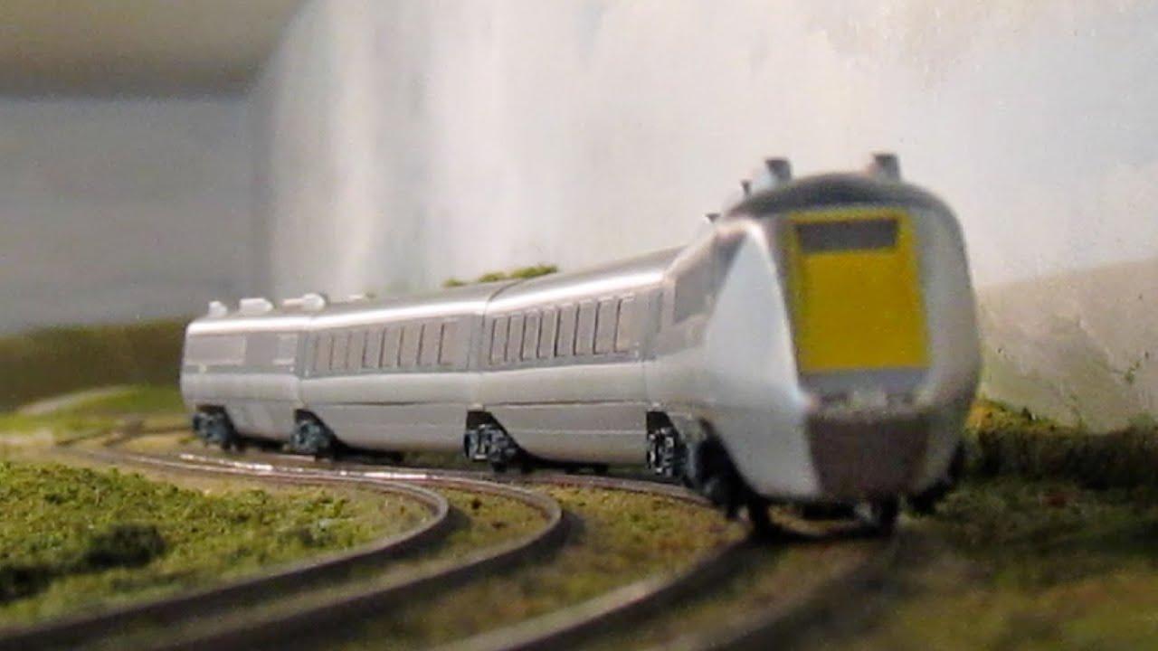 Peco Publications - APT-E announced by Rapido Trains