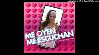 Thalia - Me Oyen, Me Escuchan (Acapella)