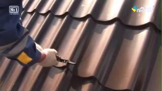 видео Выход вентиляции для металлочерепицы: система, как установить вентиляционные трубы