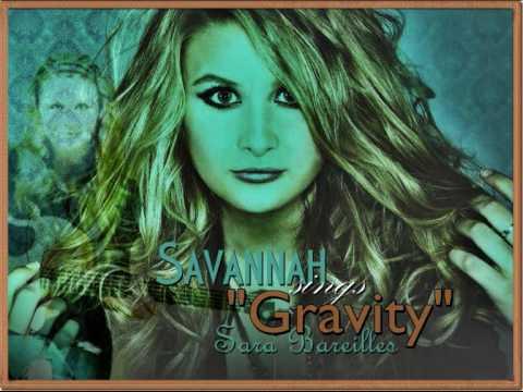 Savannah Outen sings