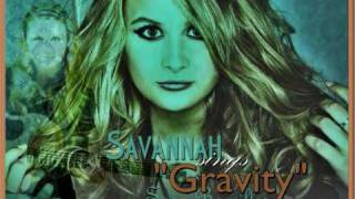 "Savannah Outen sings ""Gravity"" by Sara Bareilles W/DOWNLOAD LINK"