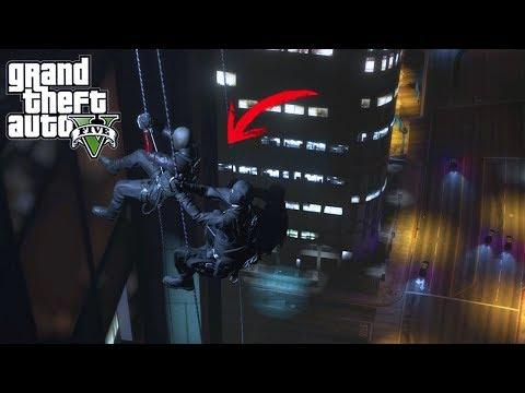 GTA 5|ATRAC0 AL FBI - FIB - GOLPE FINAL HACKE0|EdgarFtw thumbnail