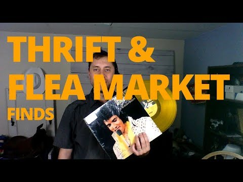 E34 Flea Market & Thrift Haul To Resell + How To Identify Valuable Vintage XMas Ornaments