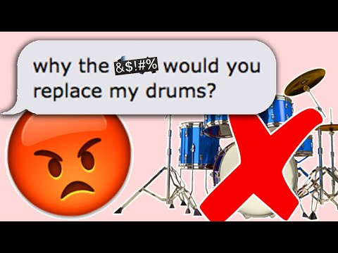 I REPLACED THE BAND'S DRUMMER   Studio Horror Stories
