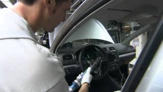 VW Golf - Fahrzeugfertigung im Werk Wolfsburg