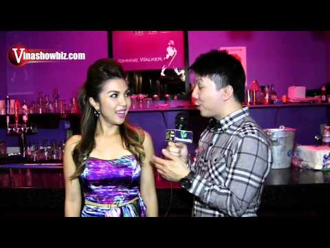 Ngo Nhu Thuy - Vinashowbiz's exclusive interview