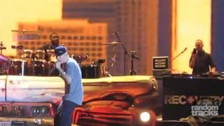 Jay-Z and Enimem Concert, Pt. 1: Eminem