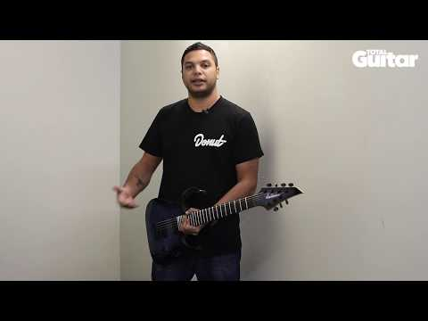 Me And My Guitar interview: Misha Mansoor / Jackson Pro Series Juggernaut HT7FM
