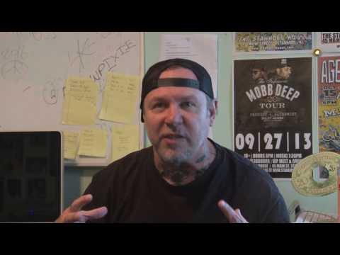 The New York Hardcore Chronicles 10 Questions w/ Roger Miret (Agnostic Front)