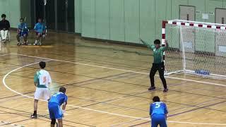 ハンドボール 2018 JOCカップ関東予選 男子決勝・埼玉vs神奈川 ダイジェスト版