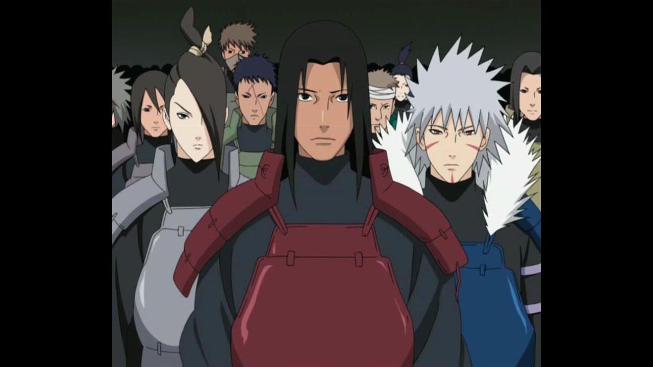 Naruto Shippuden : Senju Clan All Member - YouTube