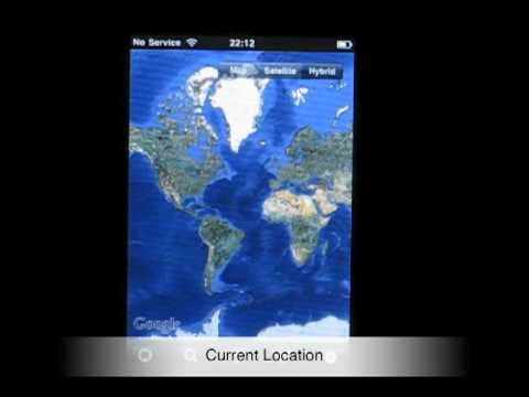 Show Elevation Chart On IOS Universal App YouTube - How to find elevation on google earth app