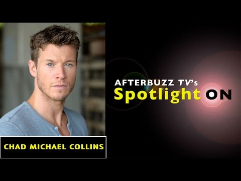 Chad Michael Collins Interview | AfterBuzz TV's Spotlight On