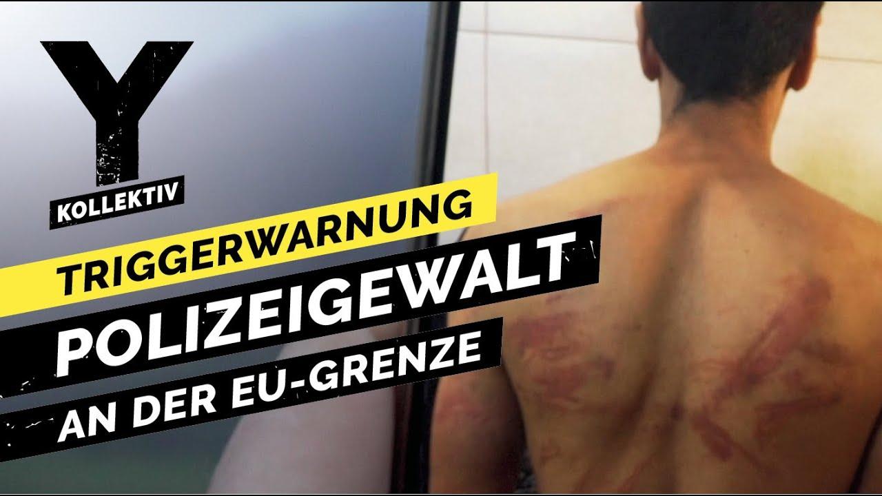 """Polizeigewalt: Warum die Flucht nach Europa zum gefährlichen """"Spiel"""" wird"""