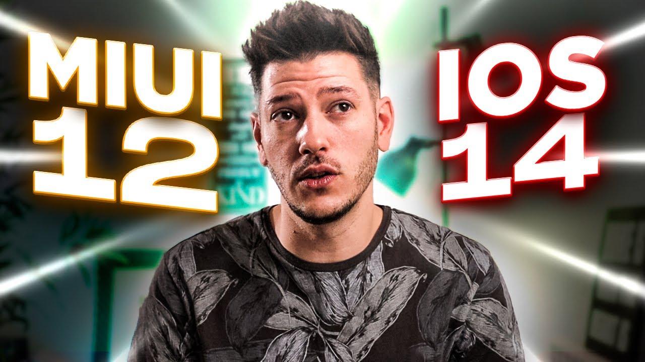 MIUI 12 o iOS 14????