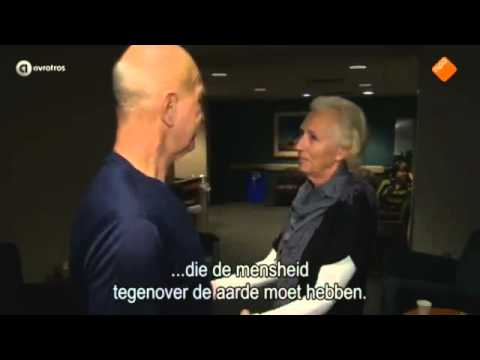 The Touching Last Words to Earth's People by Dutch Astronaut & Physics Professor Dr. Wubbo Ockels