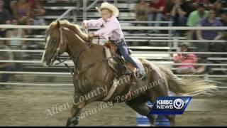 Vigil honors girl, 12, who died in freak barrel-racing acciden…