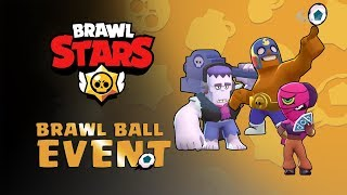 BRAWL BALL EVENT sur BRAWL STARS !