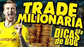 FIFA MOBILE 2020 - Tripla Trade dos 7 Milhões