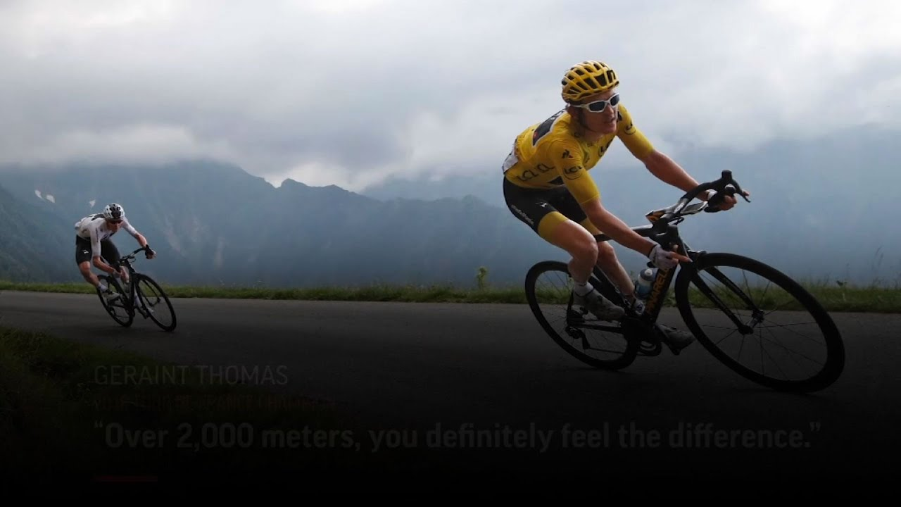 Mountains loom large in 2019 Tour de France