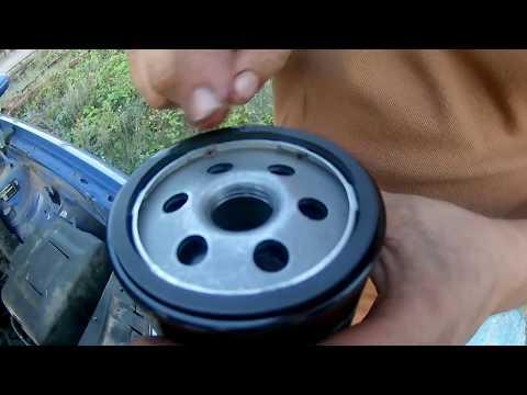 Volkswagen Golf 4 замена масла. Как менять масло в двигателе