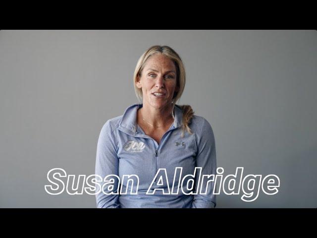 Susan Aldridge: The X