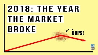 2018: The Year the Stock Market Broke! Computer Algorithms and Chaos!
