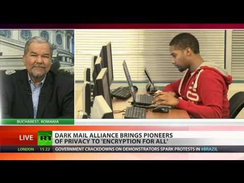 Dark Mail Alliance co founder Intel agencies and Western militaries among our customers