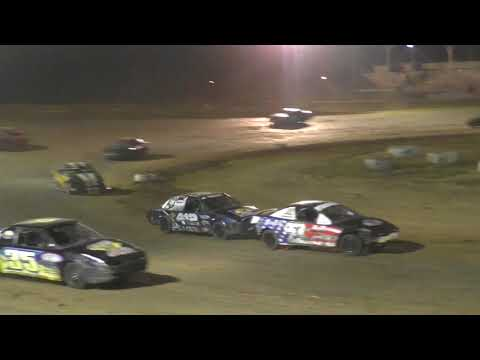 90317 Fayette County Speedway Pro 4 Feature