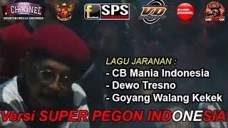 Samboyo Putro Lagu Jaranan CB Mania Indonesia - Dewo Tresno - Goyang Walang Kekek