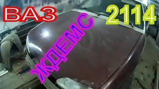 История одной четырки! ВАЗ-2114. ремонт своими руками. авто на продажу. 3 часть.