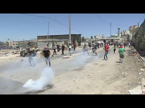 Israeli military kill Palestinian man in West Bank clashes