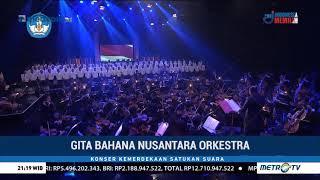 Gita Bahana Nusantara 2018 medley lagu daerah