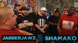 BOTZ2 - Rap Battle - Shamako vs Jabberjawz