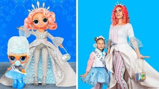 Download LOL Surprise in Real Life / 11 DIY LOL Christmas Clothes Ideas Mp3 and Videos