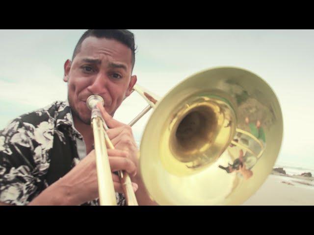 Reggae en la Playa - Angel Alcazar // Videoclip Oficial