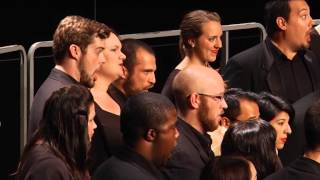 THE BATTLE OF JERICHO, Moses Hogan - PORTLAND STATE UNIVERSITY CHAMBER CHOIR