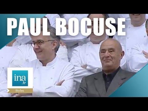 Les chefs du monde entier fêtent les 81 ans de Paul Bocuse | Archive INA